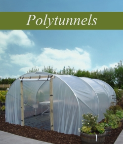 Polydome supply polytunnels nationwide.